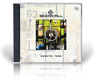 Bodycall-Somatic Turn cover